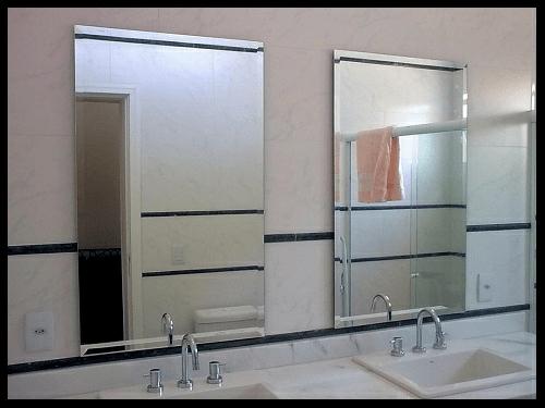 Espelho Lapidado